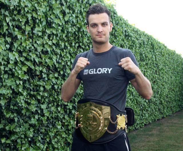 Wereldkampioen kickboksen